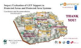 Impact Evaluation of GEF Support to Protected Areas and Protected Area Systems