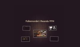 Folkemordet i Rwanda 1994