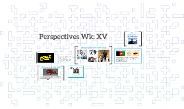 2017 Perspectives Wk: XV