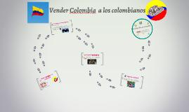 Vender Colombia  a los colombianos