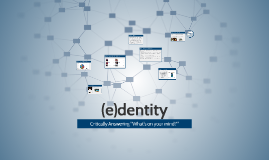 (e)identity
