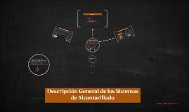 Descripción General de los Sistemas de Alcantarillado