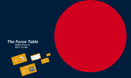 Copy of The Force Table