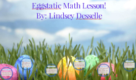 Eggstatic Math Lesson!