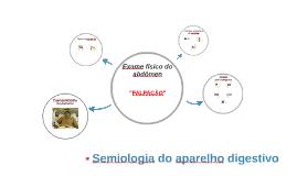 Seminário de Semiologia