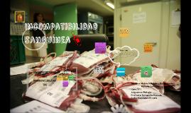 Incompatibilidad sanguínea