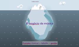 Copy of O negócio da música