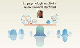 La psychologie nucléaire selon Bernard Montaud