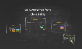 Soil Conservation Facts