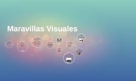 Copy of Maravillas Visuales