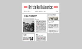 British North America: