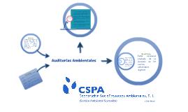 CSPA: Auditorías Ambientales