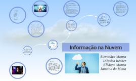 Copy of Informação na Nuvem