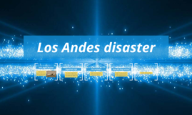 Los Andes disaster