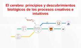 El cerebro expo curso Creatividad e Intución