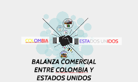 Copy of BALANZA COMERCIAL ENTRE COLOMBIA Y ESTADOS UNIDOS