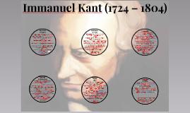 Aula 24: Immanuel Kant