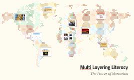 Multi - layering Literacy - Ron Azoulay Oct 18, 2014
