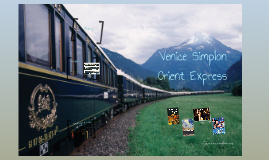 Copy of Orient Express