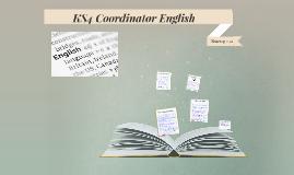 KS4 Coordinator English