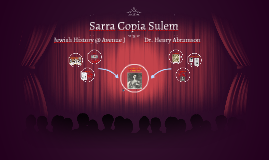 Sarra Copia Sulem