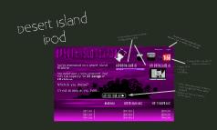 Desert Island iPod