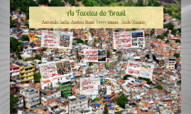 As Favelas do Brasil