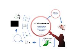 LEY ANTI-TRAMITE