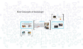 Key Concepts of Sociology