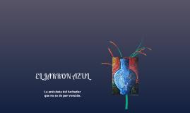 ANALISIS JARRON AZUL