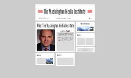 The Washington Media I
