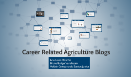 Career Related Agriculture Blogs