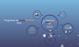 Programas de EmpleHabilidad USIL