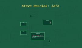 Steve Wozniak: info