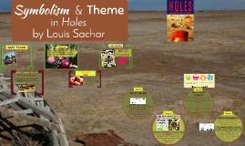 Symbolism&Theme_ Holes by Louis Sachar