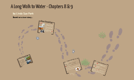 A Long Walk to Water - Chapters 8 & 9