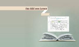 Das Bild vom Lernen