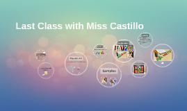 Copy of Last Class with Miss C.- Arts 8
