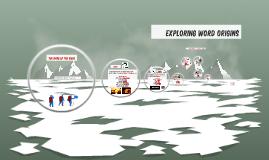 Exploring Word Origins: DAYS OF THE WEEK