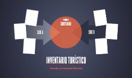 INVENTARIO TURÍSTICO