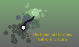 The Running Timeline of Native Americans