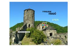 Typologie hradů