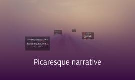 Picaresque narrative