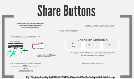 Share Buttons for LinkedIn