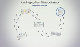 Megan Whalley Literacy History
