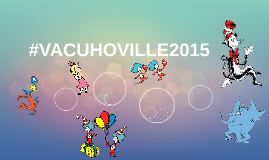 #VACUHOVILLE2015