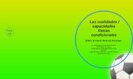 Copy of Las cualidades / capacidades fisicas condicionales