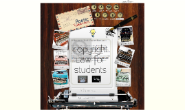 Copyright Law for Students