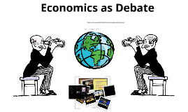 Economics as Debate