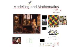 Modelling and Mathematics